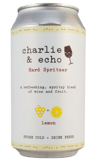 Lemon Hard Spritzer