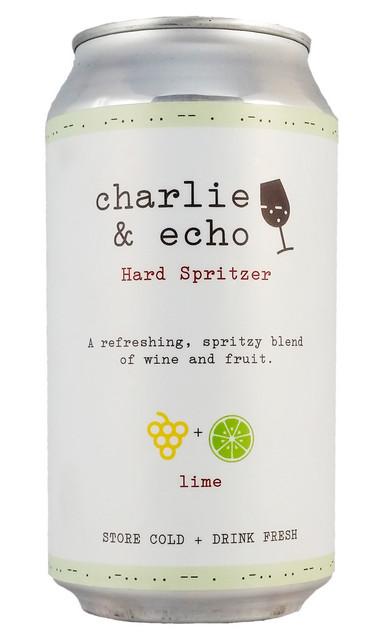 Lime Hard Spritzer