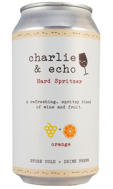 Orange Hard Spritzer