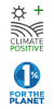 Climate Positive, 1% for the Planet