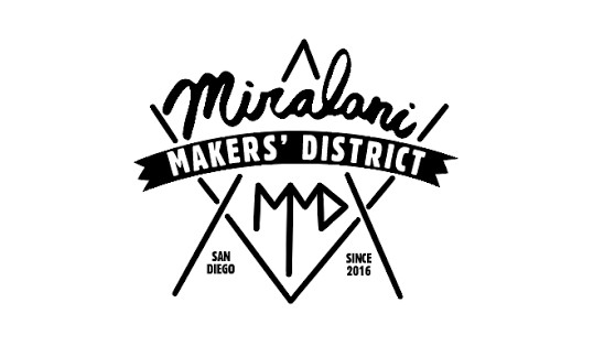 Miralani Makers' District Logo
