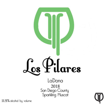 2018 LaDona - Front Label