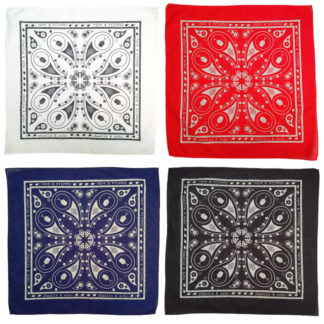 Bandana Collage