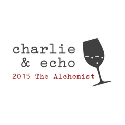 2015 The Alchemist - Front Label