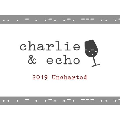 2019 Uncharted label - center