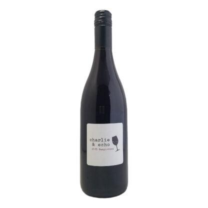 2015 Sangiovese Bottle