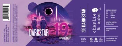 2019 Darkstar label