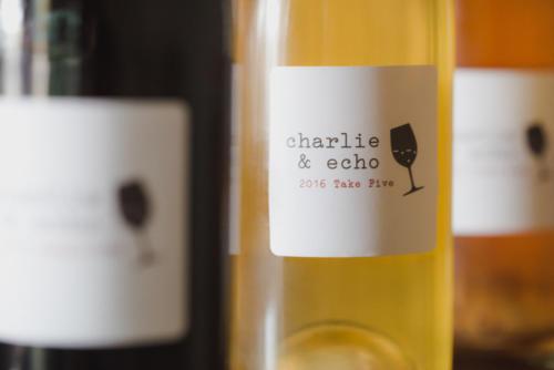 Bottles Closeup
